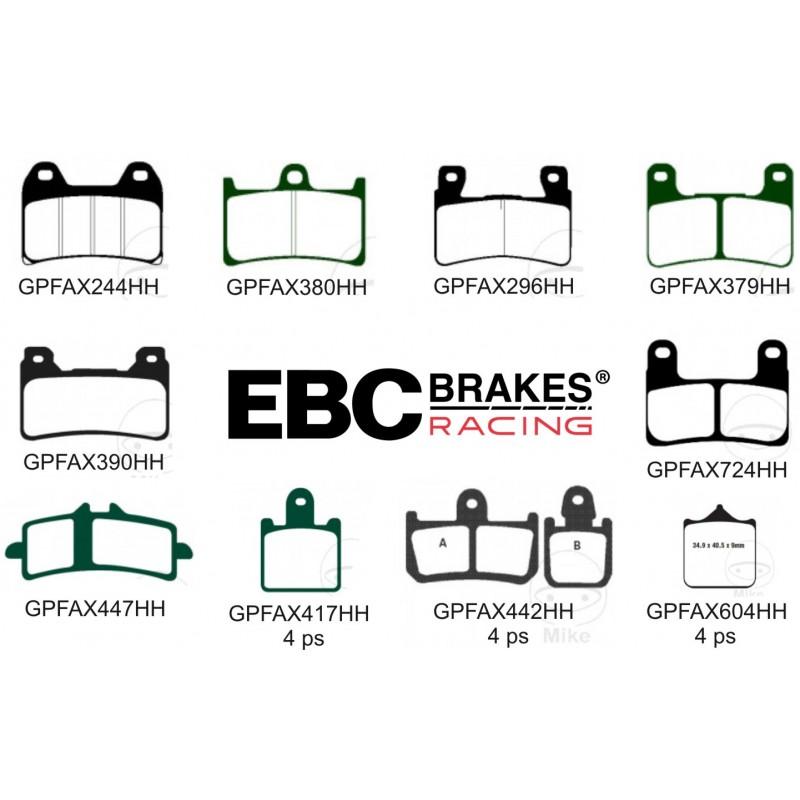 EBC Brakepads Racing GPFAX